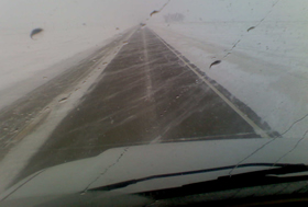 Snežne razmere