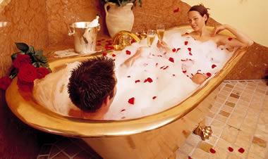 Romantična kopel