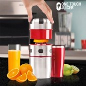 Kovinski sokovnik - One touch juicer