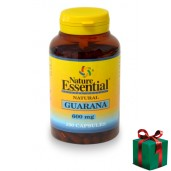 Guarana 600 mg - 50 kapsul