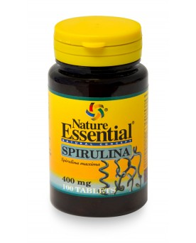 spirulina tablete 400 mg
