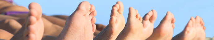 Ploska stopala - pamagajmo si sami