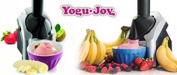 Ali poznate zmrznjen jogurt?
